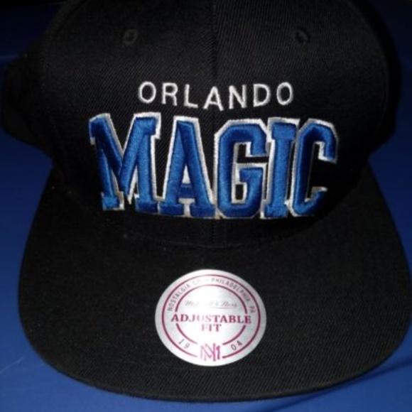 d65ea649070 Orlando Magic Mitchell   Ness Snapback Hat